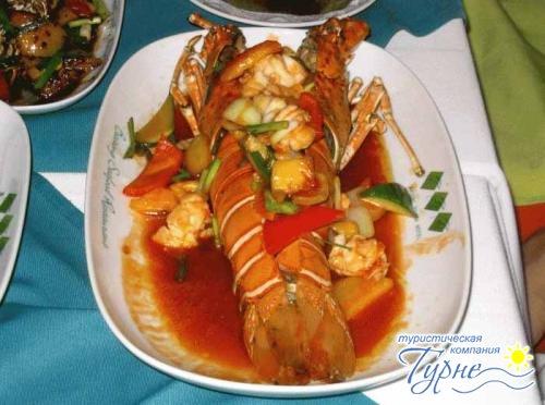 Тайланд национальная кухня