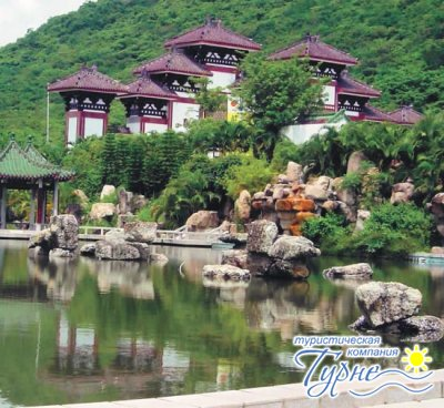 Китай. о. Хайнань