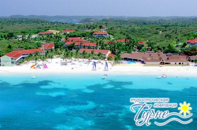 Отели Антигуа. Occidental Grand Pineapple Beach 4*+