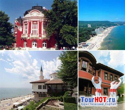 Маленькая живописная страна Болгария.