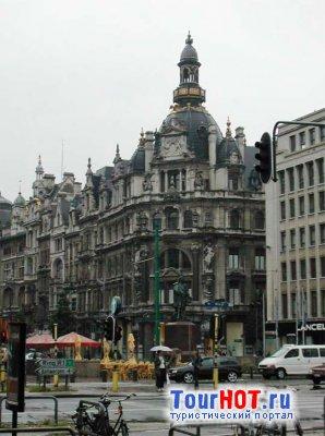 Курорты и города Бельгии